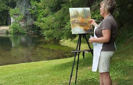 Art Workshop June 17 2017 Ann Willsie 12
