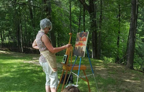 Art Workshop June 17 2017 Ann Willsie 16