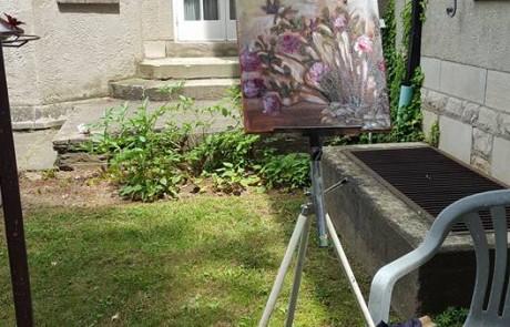 Art Workshop June 17 2017 Ann Willsie 2