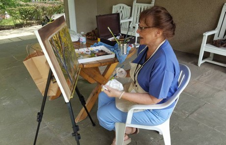 Art Workshop June 17 2017 Ann Willsie 4