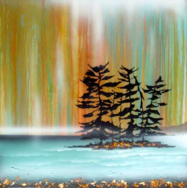 Ed Ambros Pine Island 36x36