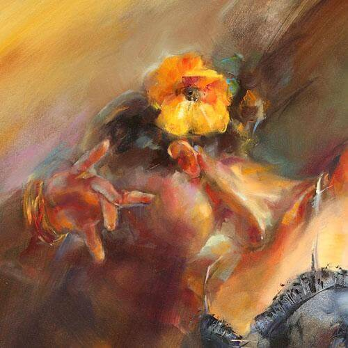 Anna Razumovskaya She Dances In Beauty 1 Artwork Available