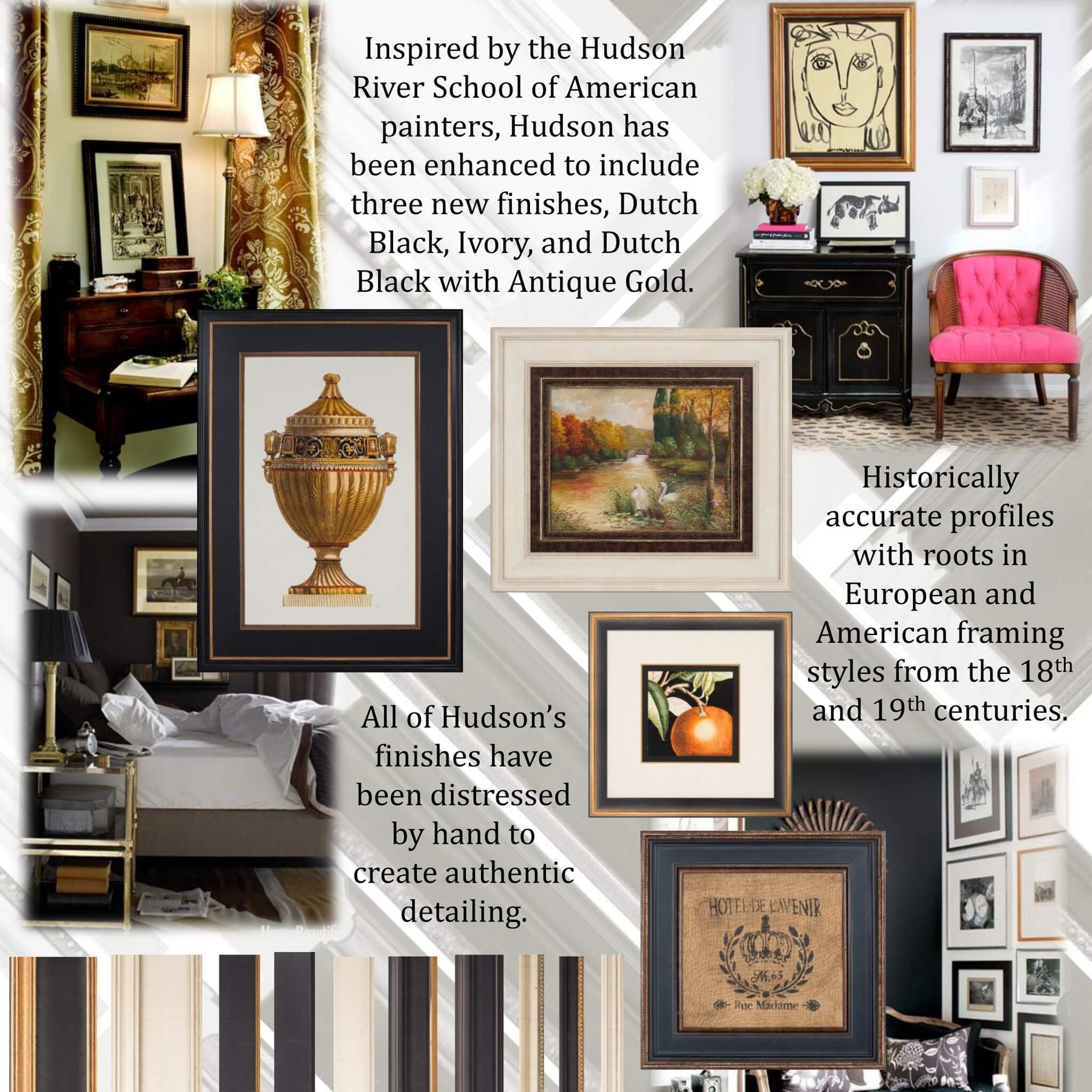 Perfect American Framing Crest - Picture Frame Ideas ...