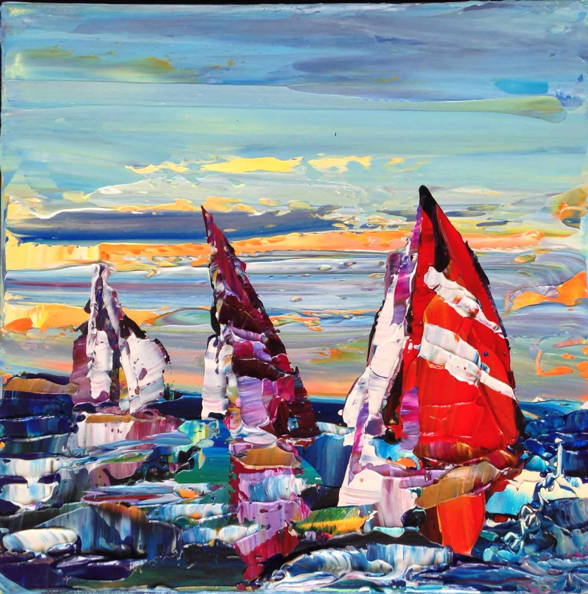 Maya Eventov Boats