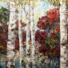 Maya Eventov Lake Side Birch 40x60