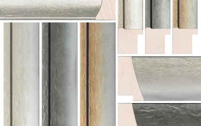Spoleto Picture Frame Moulding Detail