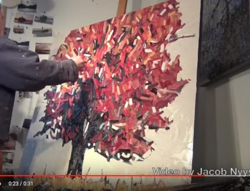 David Grieve Painting Video 1