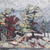David Grieve Wagi Jumping Rock 17 36x60