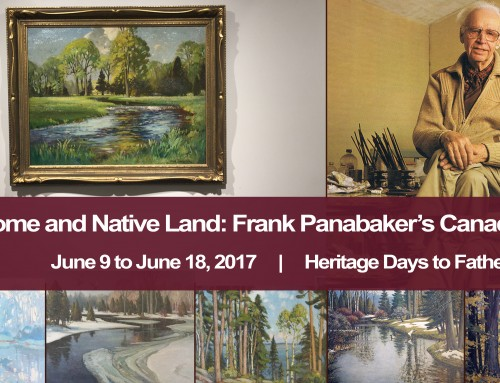 Frank Panabaker Commemorative Show