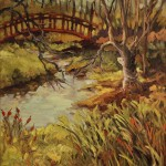 Ann Willsie Credit River 30X24