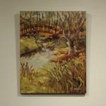 Ann Willsie Credit River 30X24 D1