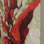 Ann Willsie Hibiscus ii 20X20 D2