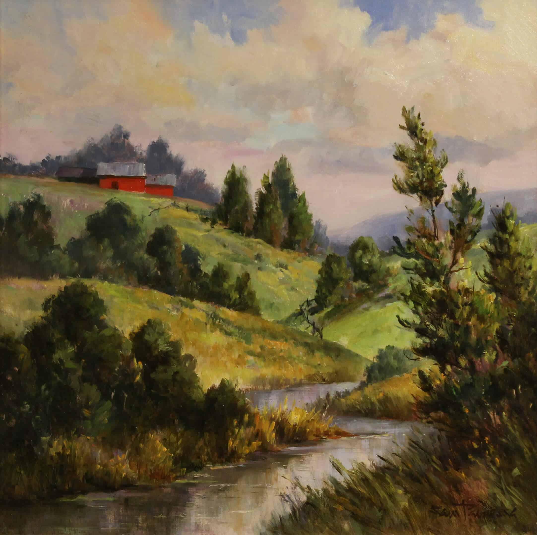 Sam Paonessa Hilltop Farm II