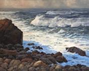 Robert Amirault Shore Breeze 24X30