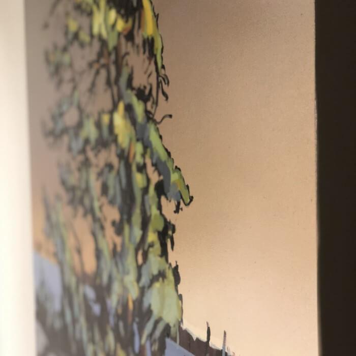 Jerzy Werbel Windswept Stories 60x48 Detail 2