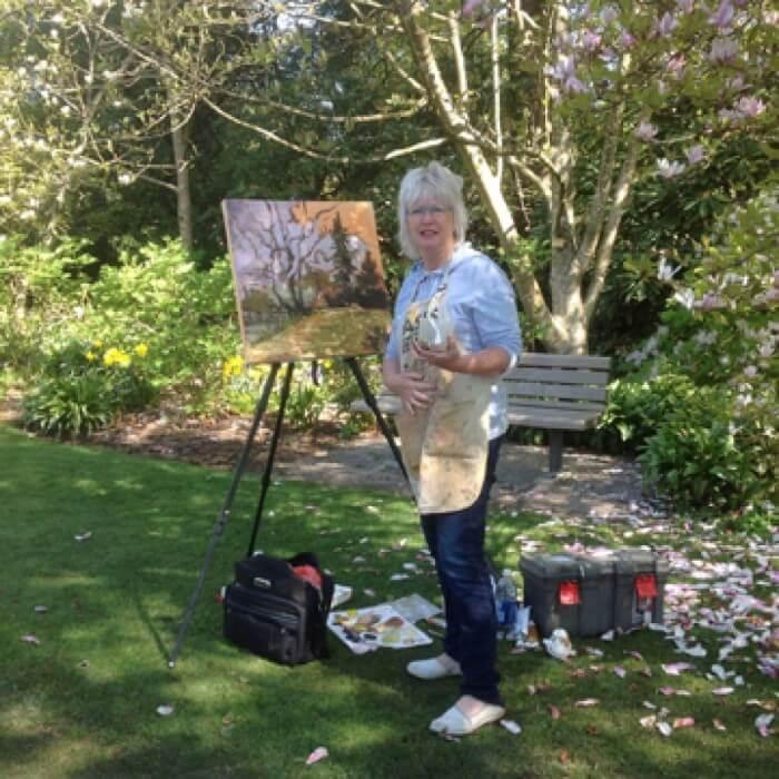 Ann Willsie Art Workshop