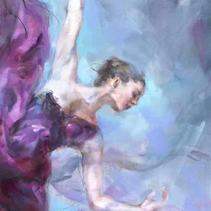 Anna Razumovskaya Alluring Detail 2