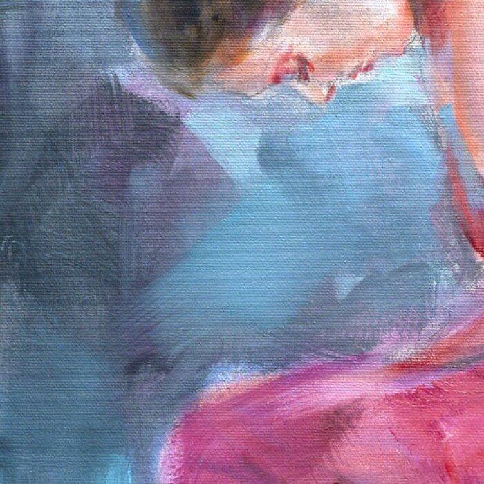 Anna Razumovskaya Rare Flower 1 Detail 3