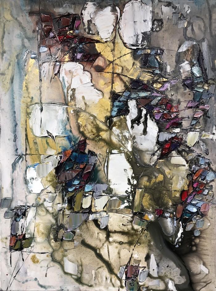 Maya Eventov Abstract 40x30