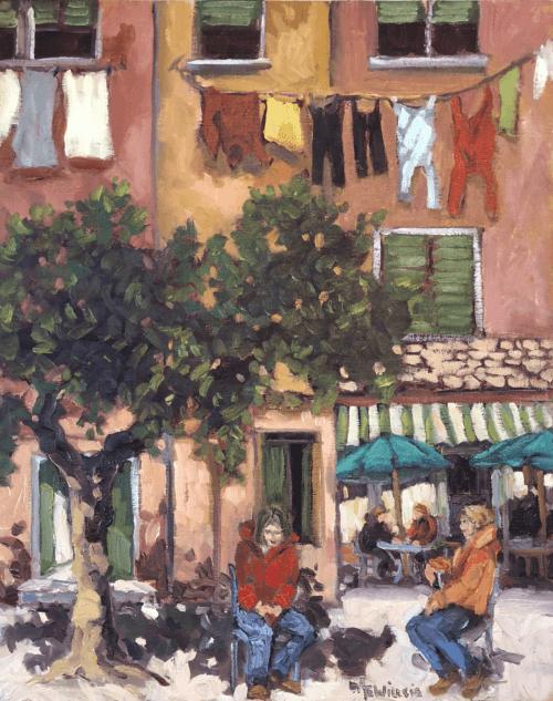 Ann Willsie Cafe 1 20x16