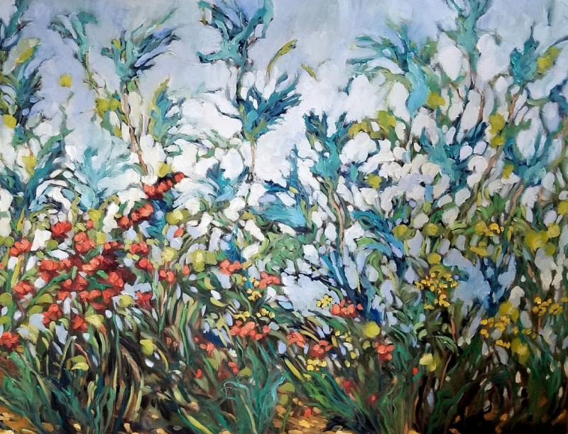Ann Willsie Summer's Song II 36x48