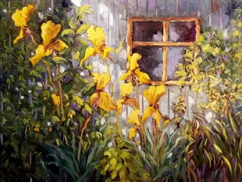 Ann Willsie Summer's Song IV 36x48