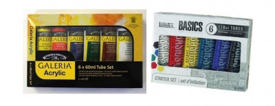 Paints To Start Recommended